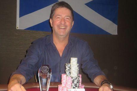 Gordon Huntly Takes Down the Grosvenor 25/25 Glasgow