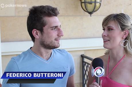 November Nine interjúk: Federico Butteroni, az olasz short stack