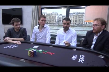 Les joueurs de la Team PMU répondent à Challenges.fr