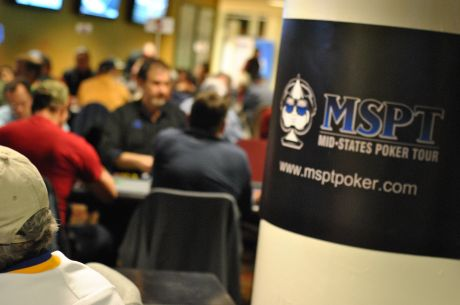 Don't Forget -- The MSPT Meskwaki $1,100 Main Event Starts Tomorrow!