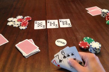 Home Game Heroes: Strategy When Playing With Extra Hole Cards in Flop Games