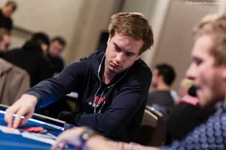 The Online Railbird Report: Blom's Wild July Ride; A High-Stakes Baby Expected & More