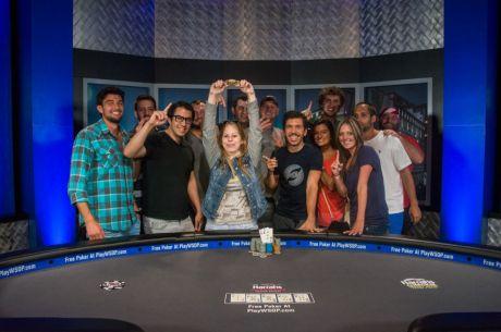 WSOP National Championship : Deuxième bracelet pour Loni Harwood, Daniel Negreanu 6e