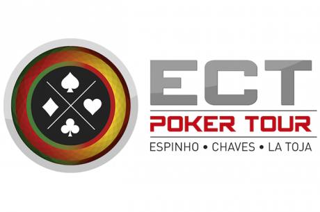 Main Event ECT Poker Tour Já Tem €11,640 no Prize Pool