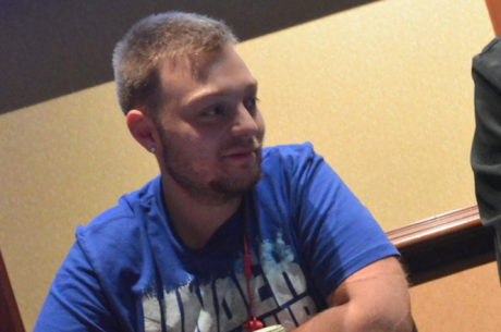 2015 Seneca Niagara Summer Slam Main Event Day 1a: Hobrecker Leads Surviving 33