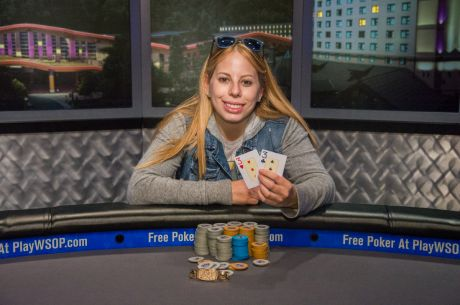 Loni Harwood Wins 2015 WSOP National Championship for $341,599, Second Gold Bracelet