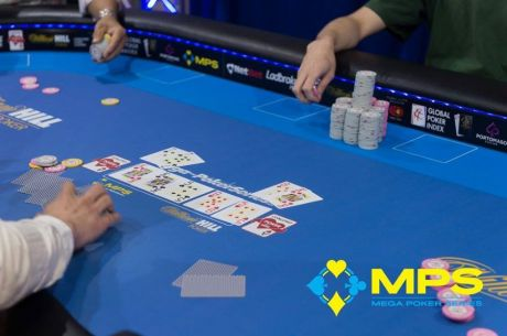 João Pedro Castro Foi o Melhor Luso nas Mega Poker Series Barcelona