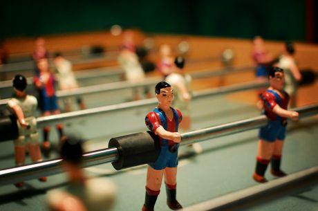 El poker salta a la vida de las estrellas del fútbol