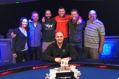 Josh Marvin Tops field of 505 to Win HPT Soaring Eagle Casino & Resort for $166,565