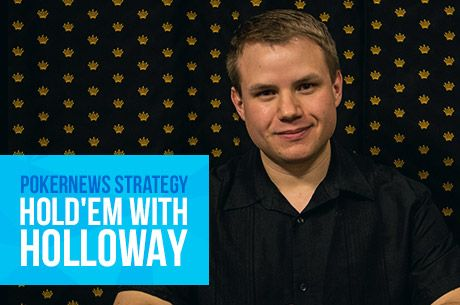 Hold'em with Holloway: How Much Did I Have to Raise to Get You to Fold?
