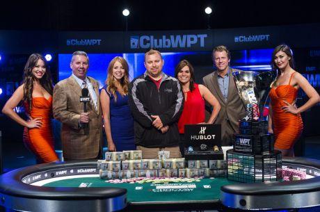 Carpet Storeowner Jason Brin Wins Inaugural WPT Choctaw Main Event for $682,975
