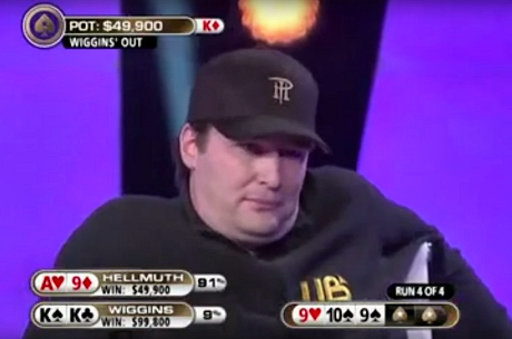 Barlangrajz: Phil Hellmuth megunhatatlan bad beatje