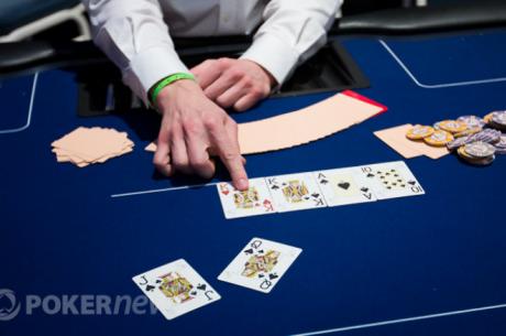 Olympicu pokkeriklubi Jackpot on tõusnud esinduskasiinos 4661 euroni