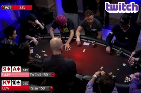 Estrelas do Twitch em Cash Game ao Vivo em Las Vegas (Partes 1 e 2 de 4)