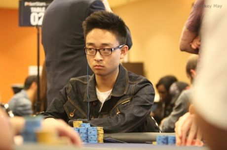 2015 UKIPT Bristol Main Event Day 2: Chi Zhang Leads With 11 Remaining