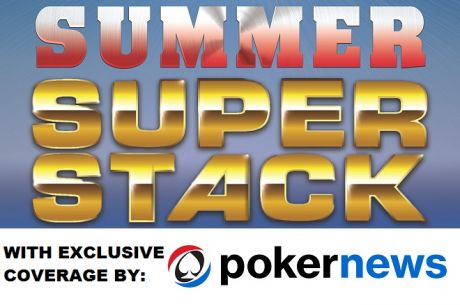 2015 Summer Super Stack Begins at Deerfoot Inn & Casino; Shawn Caron Wins Mega Stack
