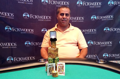 Firas Haddad Wins $126,760 and First Ring of Season at Foxwoods
