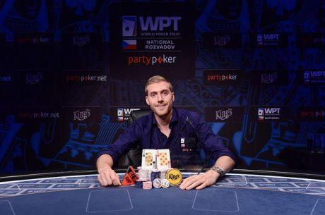 "PokerNews Boulevard: Manig Loeser wint WPT National Rozvadov, ""JeffBundy"" tweede voor..."