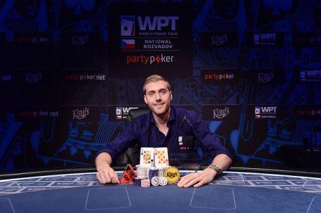 Manig Loeser Takes partypoker WPT National Rozvadov for €76,000