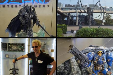 Elky a Blizzard európai főhadiszállásán nézte meg a gamerek álommunkahelyét