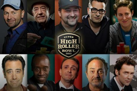Super High Roller Celebrity Shootout EP1: A hírességek asztala