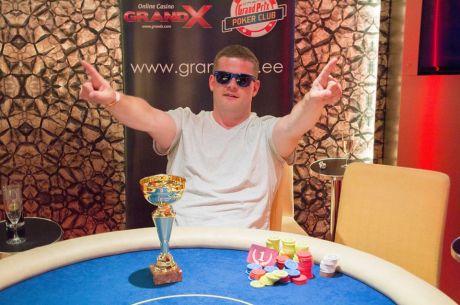 Margused riisusid Pärnu Poker Weekend'il koore