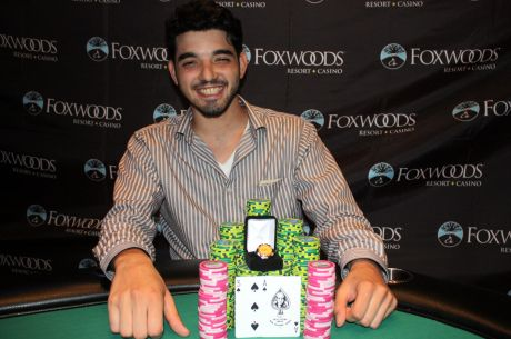 Samuel Taylor Wins the World Series of Poker Circuit Foxwoods Main Event for $149,020