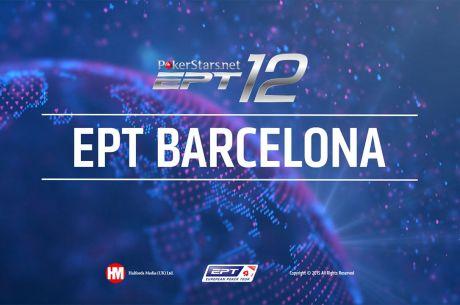Elkezdődött az EPT Barcelona, versenynaptár és élő stream menetrend