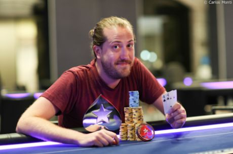 EPT Barcelona: Steve O'Dwyer Vence Neymar Jr Charity Home Game