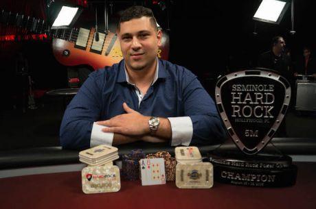 Omar Zazay Vence Seminole Hard Rock Poker Open Championship ($1,000,000)