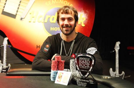 Jason Mercier venceu High Roller Seminole Hard Rock Poker Open ($652,800)