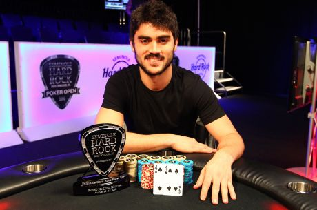Uruguay's Fabrizio Gonzalez Scores $236,500 Win in South Florida