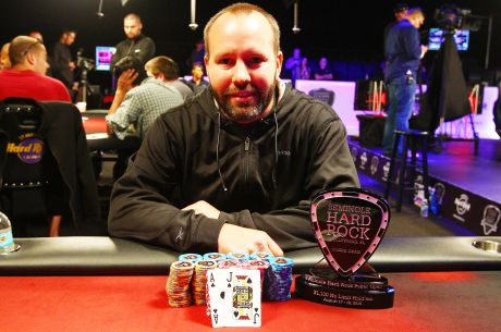 David Eldridge Tops Nearly 800 Players and Banks $146,100 Win at Seminole Hard Rock