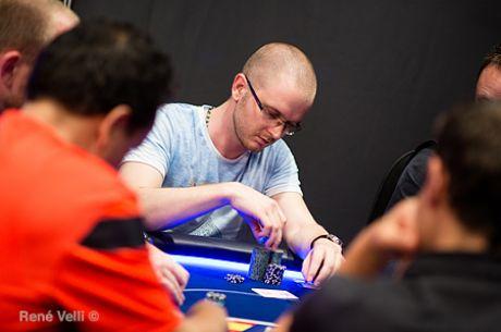 Девето място и €39,600 за Слав Сарийски в Estrellas Poker Tour...