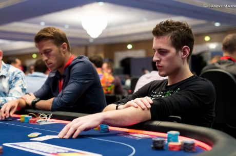 2015 EPT Barcelona €50K Super High Roller Day 1: Mike McDonald Bags Third-Best Stack