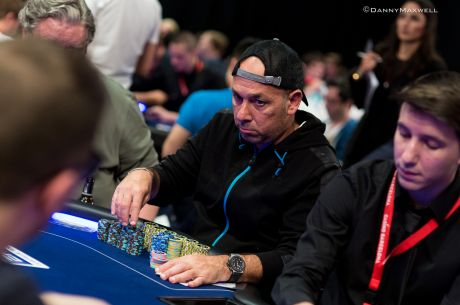 2015 EPT Barcelona Main Event Day 1a: Imad Derwiche Bags Early Chip Lead