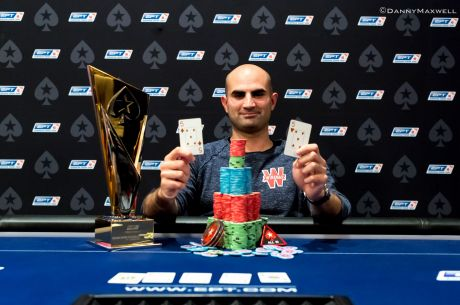 Sylvain Loosli Wins Record-Breaking EPT Barcelona €50K Super High Roller for €1.224M