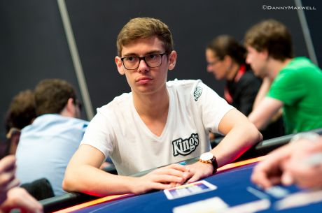 Fedor Holz Fala dos Super Cash Games do Kings Casino