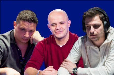 EPT Main Event 1A: Nandor Solyom, Liviu Ignat, Vlad Darie si Cristian Campan trec in ziua 2