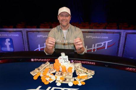 Local Businessman Greg Jennings Wins HPT Ameristar Kansas City for $118,560