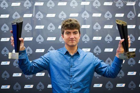 Dzmitry Urbanovich с две награди за EPT Сезон 11 играч на...