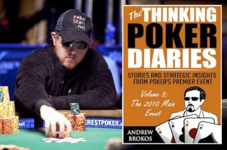 Thinking Through the WSOP Main Event with Andrew Brokos
