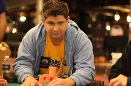2015 RunGood Poker Series Council Bluffs Main Event Day 1a: Ryan Tepen Bags the Lead
