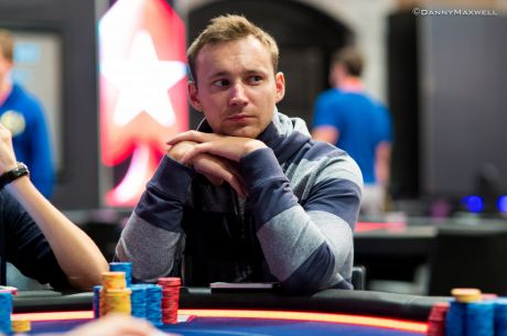 2015 EPT Barcelona €10,300 High Roller Day 2: Aliaksei Boika Leads Final 30