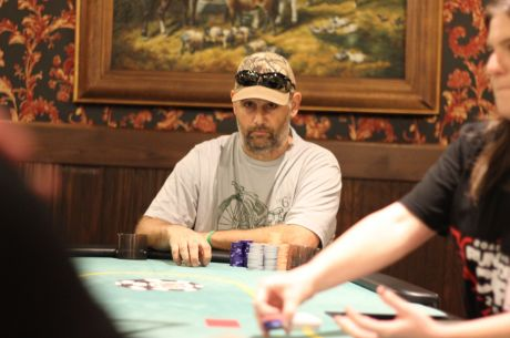 2015 RunGood Poker Series Council Bluffs Main Event Day 1b/c: Big Lead for Shawn Meyer