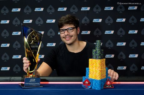 Italy's New No. 1: Mustapha Kanit Wins EPT Barcelona €10,300 High Roller for €738,759