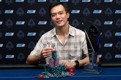 John Juanda Wins Largest European Poker Tour Main Event in History for Over €1M