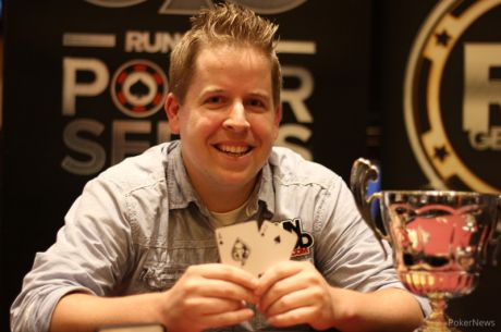 Two-Time WSOPC Ring Winner Brandon Fish Wins RunGood Poker Series Council Bluffs