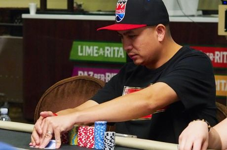 2015 WPT Legends of Poker Day 1a: JC Tran Bags the Most
