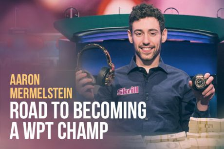 Aaron Mermelstein Battles Whirlwind of Adversity En Route To Becoming a WPT Champ